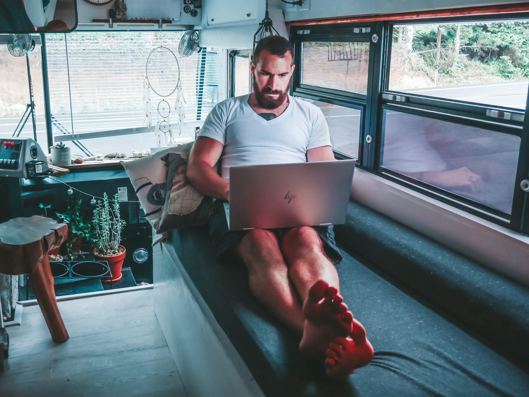We get messages asking questions about our build and what bus life is actually like. Here are the answers to those frequently asked questions! | Since We Woke Up | sincewewokeup.com