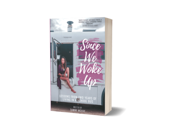 Since We Woke Up, the book, is the tale of how two people abandoned the life they were told they should want for the one they actually did. | Since We Woke Up | www.sincewewokeup.com